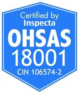 elecom OHSAS logo